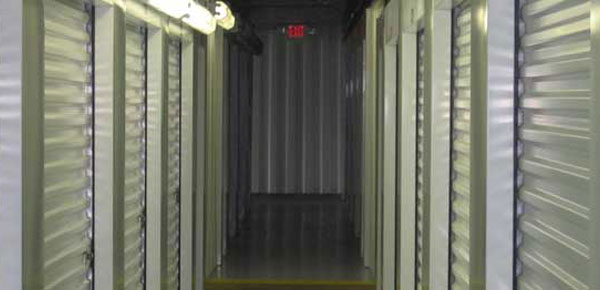 Lockaway storage units